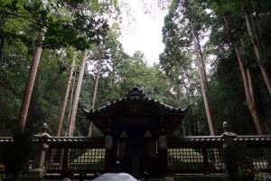 総本山根来寺 奥の院(覚鑁霊廟)